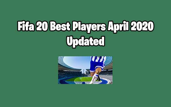 fifa 20 best players