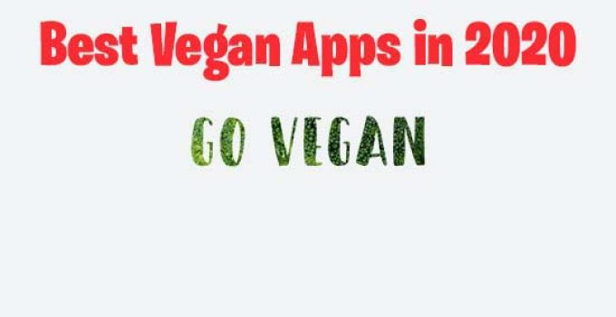 best vegan apps