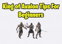 king of avalon tips